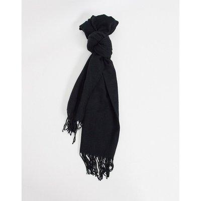 Jack & Jones – Schwarzer Schal
