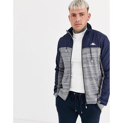KAPPA Kappa – Samassi – Sweatshirt mit Reißverschluss-Grau