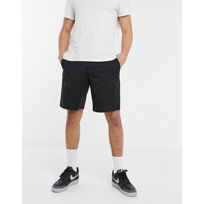 Lacoste – Chino-Shorts-Schwarz