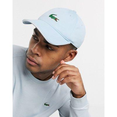 Lacoste – Kappe mit Logo-Blau