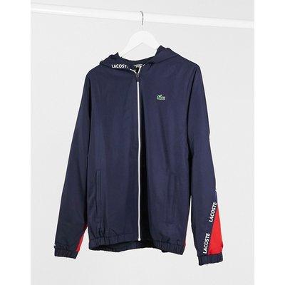 Lacoste –Trainingsjacke mit Reißverschluss-Navy