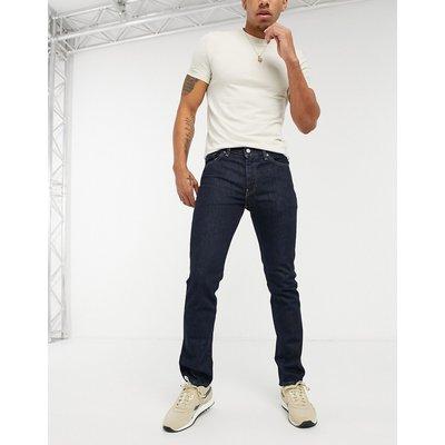Levi's 511 – OneWash – Schmal geschnittene Jeans-Blau