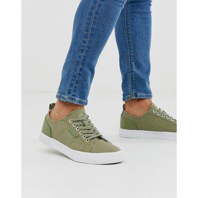 Lyle & Scott – Mitchell – Sneaker-Grün
