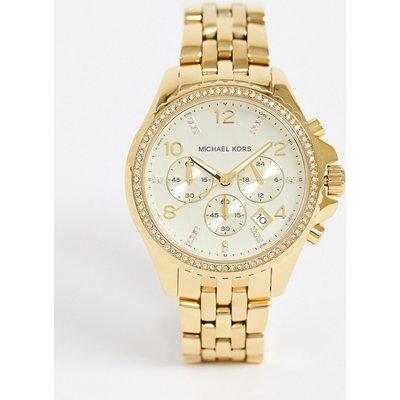 Michael Kors – Ladies Pilot – Uhr, MK5347-Gold