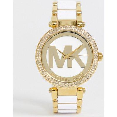 Michael Kors – Parker – Damenuhr, MK6313-Weiß