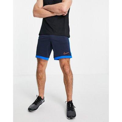 Nike – Football Academy – Blaue Shorts | NIKE SALE