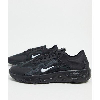 Nike – Renew Lucent – Sneaker in Schwarz, Weiß und Rauchgrau