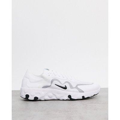 Nike – Renew Lucent – Sneaker in Weiß & Schwarz