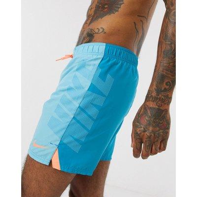 Nike – Rift – Blaue Badehose