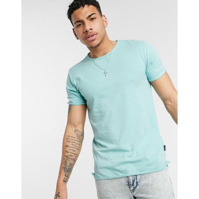 Only & Sons – T-Shirt in Blau