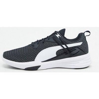 Puma – Aura XT – Schwarze Sneaker