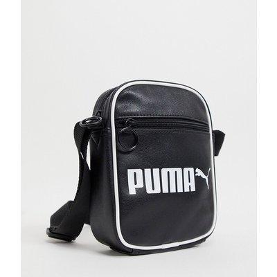 Puma – Campus – Retro-Tasche in Schwarz | PUMA SALE