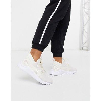 Puma – EMERGENCE – Sneaker in gebrochenem Weiß