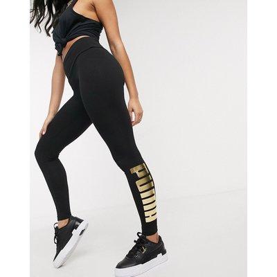 Puma – Holiday Pack – Schwarze Leggings