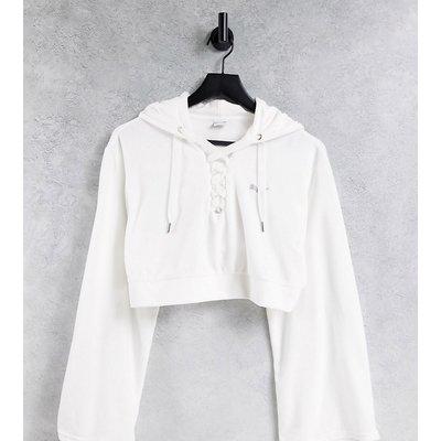 PUMA – Icons 2.0 Fashion – Kapuzenpullover in Weiß   PUMA SALE