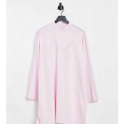 Puma – Icons 2.0 Fashion – Kleid in Rosa | PUMA SALE