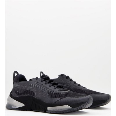 PUMA – LQDCELL Optic Stealth – Sneaker in Schwarz und Grau   PUMA SALE