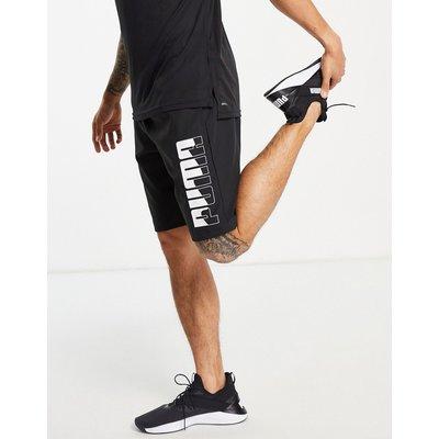 Puma – Rebel – Shorts in Schwarz   PUMA SALE