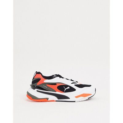 Puma – RS-Fast – SneakerinWeiß und Rot | PUMA SALE