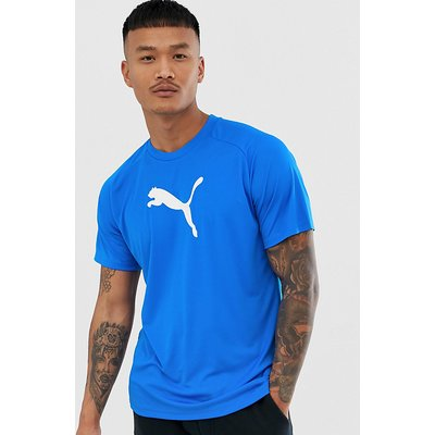 Puma – Side Line – Blaues T-Shirt