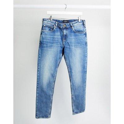 Scotch & Soda – Skim– Enge Jeans-Blau