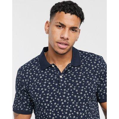 Selected Homme – Dixon Polohemd-Navy
