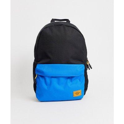 Timberland – Klassischer Rucksack mit buntem Farbblockdesign-Mehrfarbig
