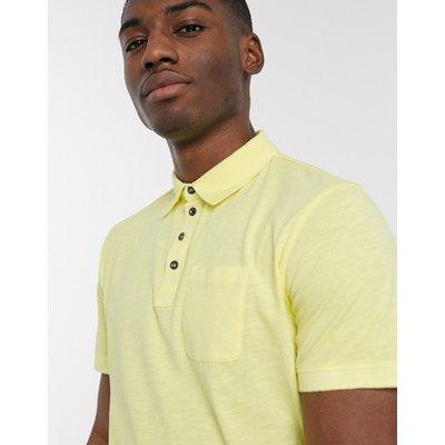 Tom Tailor – Polohemd-Gelb
