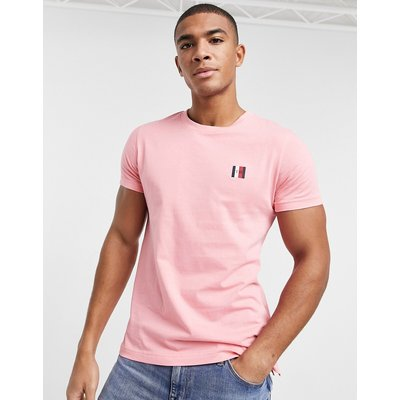 Tommy Hilfiger – Modern Essentials – T-Shirt-Rosa