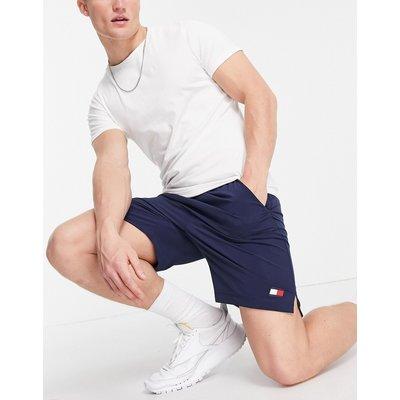 Tommy Hilfiger Sport – Gewebte Shorts, 7 Zoll-Marineblau | TOMMY HILFIGER SALE