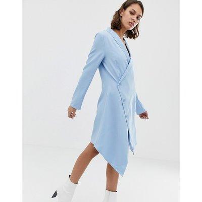 Unique21 – Kleid in lockerer Passform-Blau   UNIQUE21 SALE