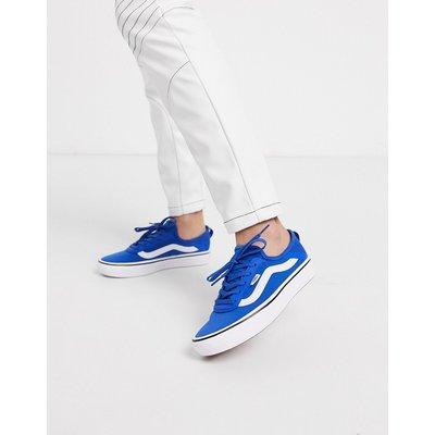 VANS Vans – ComfyCush Zushi SF – Sneaker in Lapisblau/Echtweiß