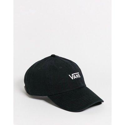 Vans – Court Side – Mütze in Schwarz und Weiß