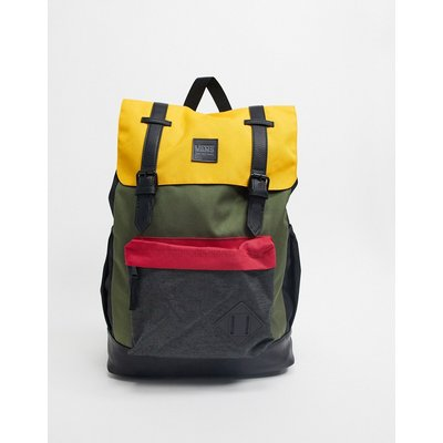Vans – CROSSTOWN – Bunter Backpack-Mehrfarbig