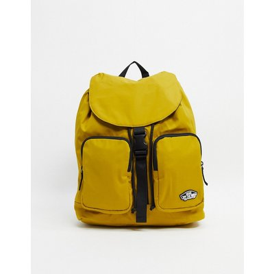 Vans – GEOMANCER II – Gelber Backpack