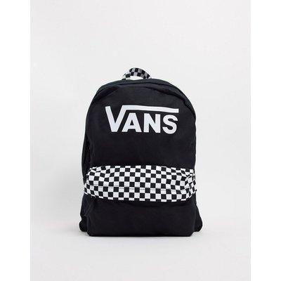 Vans – Realm – Schwarzer Rucksack