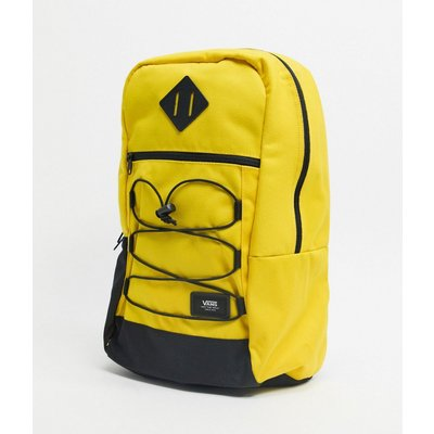 Vans – SNAG – Backpack in Schwefelgelb
