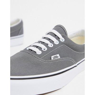 Vans – UA Era – Sneaker in Zinn/Echtweiß-Grau