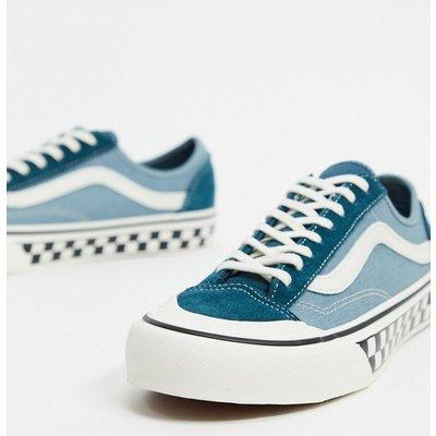 Vans – UA Style 36 Decon SF – Sneaker in Stargazer/Blei-Blau