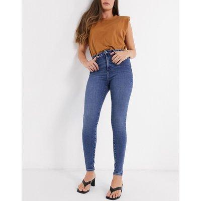 Vero Moda – Enge Jeans in Blau | VERO MODA SALE