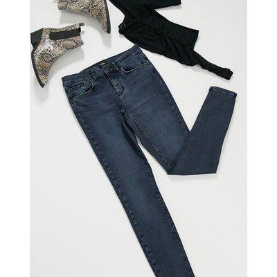 Vero moda – Enge Jeans in Schwarzblau | VERO MODA SALE