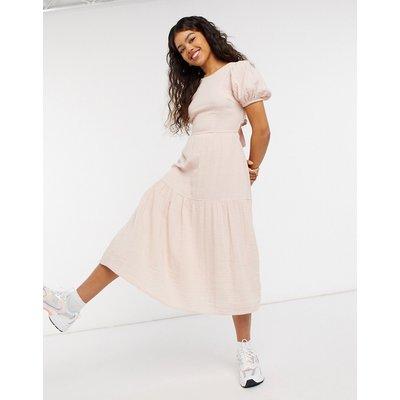 Vero Moda – Midi-Hängerkleid in Rosa | VERO MODA SALE