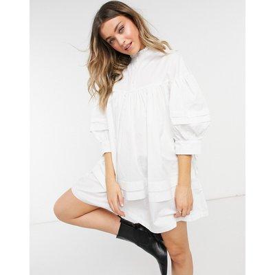 Vero Moda – Mini-Hängerkleid in Weiß | VERO MODA SALE