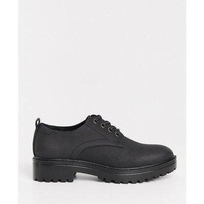 Vero Moda – Schnürschuhe in Schwarz