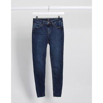 Vero Moda – Superschmale Jeans in Blau | VERO MODA SALE