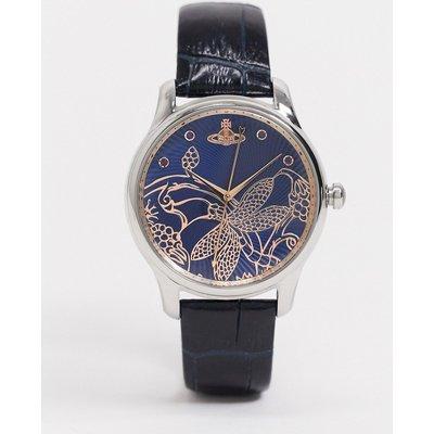 Vivienne Westwood – Fitzrovia – Blaue Armbanduhr