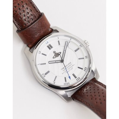 Vivienne Westwood – Holborn – Braune Armbanduhr
