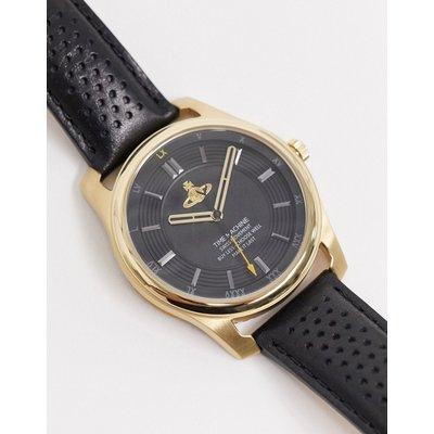 Vivienne Westwood – Holborn – Schwarze Armbanduhr