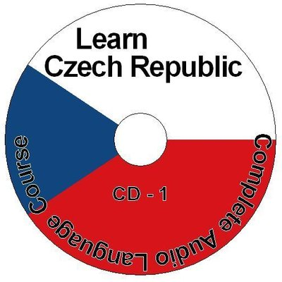 (8 CD Pack) Learn How To Speak Czech Republic Language Course Audio Tutorial MP3