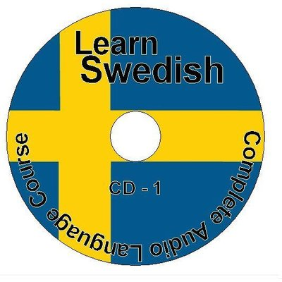 (12 CD Pack) Learn How To Speak Swedish Language Course Audio Tutorial MP3 Disc